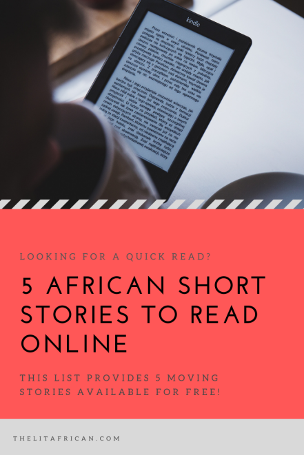 5 African shorts