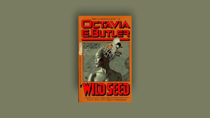 Book cover of Wild seed by Octavia E. Butler