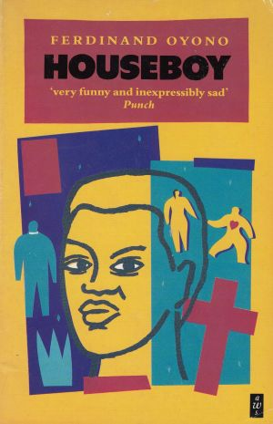 Book Cover of Houseboy by Ferdinand Oyono